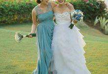 Cornelia riono wedding by MARIA NATHALIE