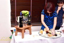 Lux Berry Blue Wine Event Launch by NOX Express