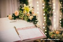 Sweet Decoration Wedding in Bali by Bali Izatta Wedding Planner & Wedding Florist Decorator