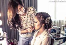 Wedding Organizer Indra dan Sarah tgl 5 dan 6 Desember 2015 by Fedora Organizer