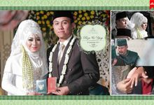 Riza & Yogi [ Wedding Day ] by A-WA-RE Digital Studio