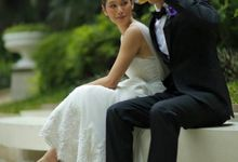 MIKE & THERESE WEDDING by Xeng Zulueta Makeup Services