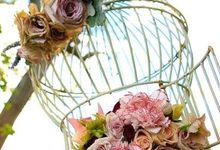 Strickland house and Opera House Wedding by Fleuri