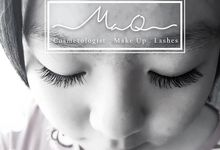 Eyelashes Extensions by MaQ Cosmetologist | Lashes | Makeup