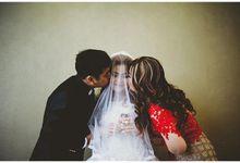 Nicholas & Stephanie wedding day by Vyse Photography