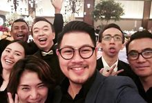 Hendrik & Gracia 12 desemnber 2015 by We Management