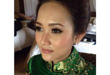 Frengky & Ellen Wedding by Alodia Makeup Art