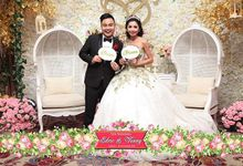 Wedding Edric & Vonny by Inspire Photobooth