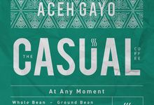 Aceh Gayo Arabica by The Casual Coffee