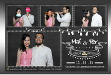 Mai & Per by TCP Photobooth by The Cut and Paste Events