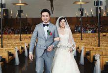 Wedding of Oscar & Paurine by Fenny Yang Wedding Planner