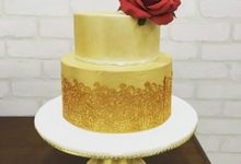 Wedding Cakes by Sweet Goddess Cakes