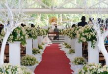 Real Brides and Grooms by Kreations and Concepts