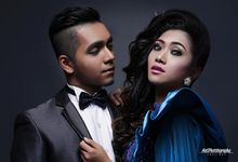 Amir & Seri / Pre-Wedd Shoot by Aat Photography Boutique