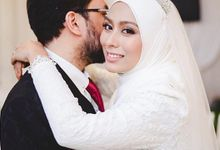 Azim & Maya by KARL FEIZAL PHOTOGRAPHY