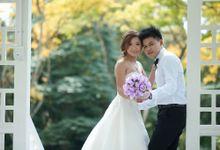 AKKK & KSK Prewedding by Zinny Theint Make-up Artistry