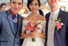 MC Pingkan and Karel Wedding by MC Rendy Rustam