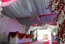 Wedding decoration by Bimbigi