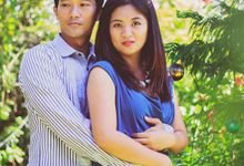 Noel & Ann Prenuptial Photoshoot at Madies Place by Madie's Place Bed & Breakfast, Events Venue