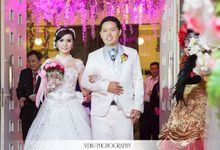 Wedding Day Andi & Evelin by VDB Photography