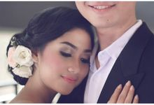 Wedding Makeup for arsitaputri by Makeup by Heny