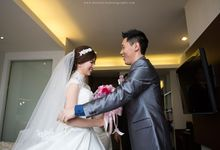 Wedding Rusli & Chiecillia by Monchichi