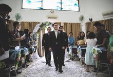WEDDING OF YOSUA & GRACIA by JWP Wedding