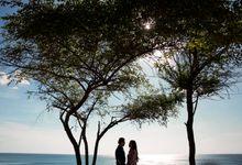 Prewedding Davin  & Gracia by Monchichi