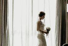 Wedding Matthew & Ji Eun by Monchichi