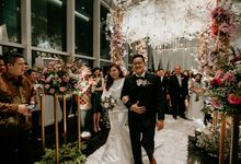 Wedding of Matthew & Jieun by La'SEINE Function Hall