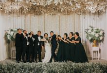 Wedding of Billie & Anastasia by La'SEINE Function Hall