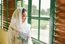 Bagus & Dian moslem wedding by Wikanka Photography