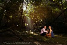 RJ and Cath Prenup by Crazy Pixels Studio