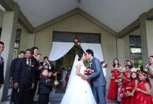 Paciben and Capina Wedding by Intertwined Events Management