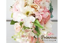 Wedding Bouquet - Handbouquet by Primrose Floral Design