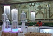 Wedding Project - Premium Wedding Catering at Hotel Utamu Juanda by Berkah Catering Surabaya