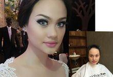 Premiere Wedding Fair by Nathalia TAN Makeup Artist