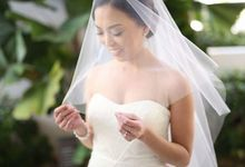 Rouella Real wedding  by Make Up by Ella - Boracay Based Make up Artist