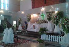wisma sudirman by xpression wedding decoration
