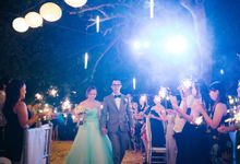 Tiffany & Lim - The Wedding by Bali Wedding Specialist