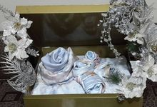 Bed Cover Box by de house of seserahan