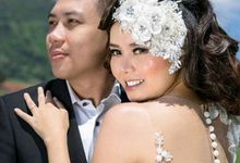 couple by IMAGE Make Up Artist