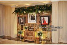 Spot photo booth dan spot galeri photo by Kresna Decoration