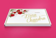 Nina & Chandra Wedding Invitation by Hiraloka