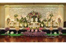 Pelaminan Modern by Kresna Decoration