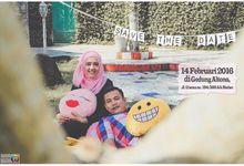 Prewedd Iskandar - Sylviana by Pak Belalang Studio