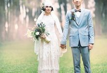 Andien & Ippe by Pine Hill
