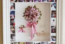 Picture Of Love (65x75) by Magnolia Dried Flower