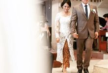 Wedding Day Gaby & Chandra by Wega Wicaksono