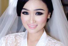 Wedding  by Fedya Make Up Artist